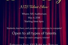 dreambig talent show 2018