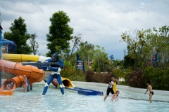 Tube Trek Water Park With Group C (G3-4)-06524