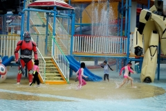 Tube Trek Water Park With Group C (G3-4)-06527