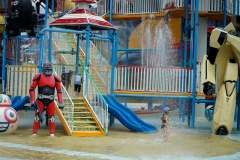Tube Trek Water Park With Group C (G3-4)-06528