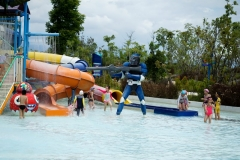 Tube Trek Water Park With Group C (G3-4)-06530