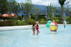 Tube Trek Water Park With Group C (G3-4)-06532