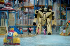 Tube Trek Water Park With Group C (G3-4)-06536