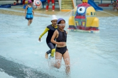 Tube Trek Water Park With Group C (G3-4)-06540