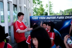Tube Trek Water Park With Group C (G3-4)-5427