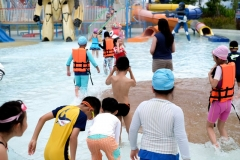 Tube Trek Water Park With Group C (G3-4)-5456