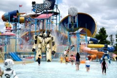 Tube Trek Water Park With Group C (G3-4)-5459