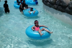 Tube Trek Water Park With Group C (G3-4)-5473