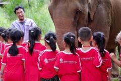 NIS-Summer-School-2019-Day-11-Maetaman-Elephant-Camp-22