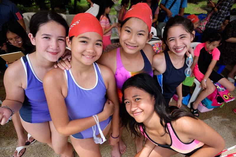 Saint Kentigern :: Junior School Swimming 2016