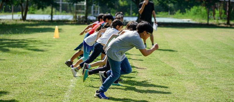 After School Club : Track & Field