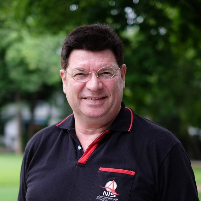 Graham Bowker