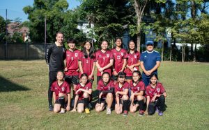 U14 Girls Soccer Team
